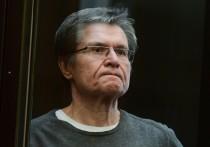 Экс-министра Улюкаева застали сидящим на кровати в тверской колонии
