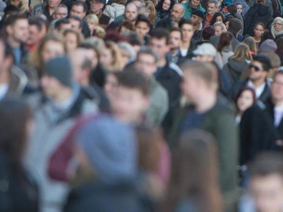 Германия: 11-е место по социальному росту населения