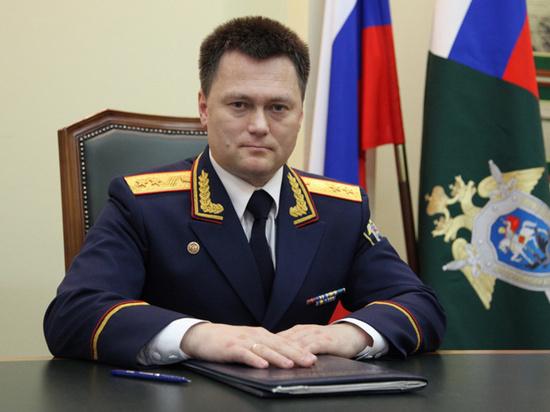 Путин предложил Игоря Краснова на пост генпрокурора России