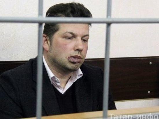 Экс-директор ТЦ «Адмирал» освобожден по УДО
