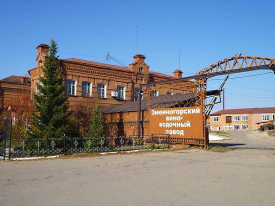 Дальнейшая судьба Змеиногорского вино-водочного завода под вопросом