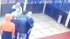 Камера наблюдения в клубе Лабытнанги засняла закончившуюся смертью мужчины драку