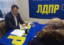 Владимир Мирохин взял на контроль проблемы жителей Гая