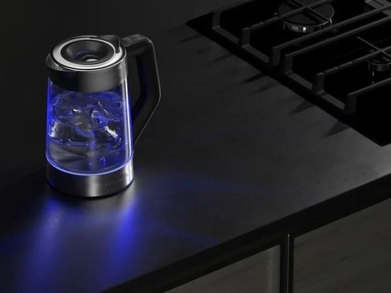 Чайник Polaris c технологией