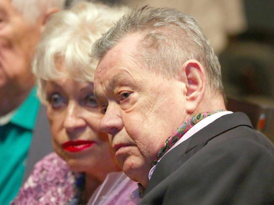 Вдова Караченцова раскрыла правду о романе мужа