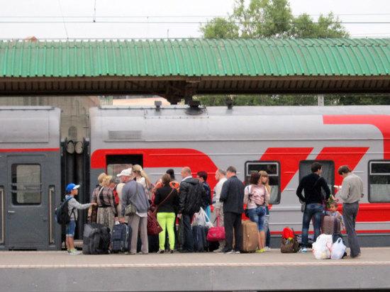 Общественники предложили продавать стоячие места в поездах дальнего следования