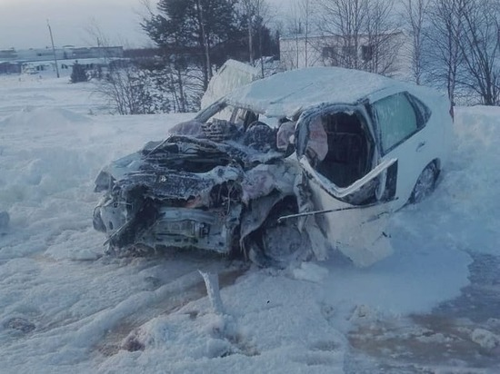 Водителю из ЯНАО предъявили обвинение после гибели двух полицейских и иностранца в ДТП