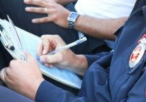 В Чувашии пьяный водитель пытался подкупить автоинспектора