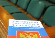 Опубликован текст путинской поправки к Конституции