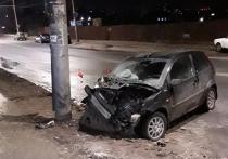 За прошедшие выходные на дорогах Ивановской области произошли четыре аварии с пострадавшими