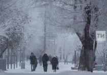 21 января в Татарстане ожидается метель и гололёд