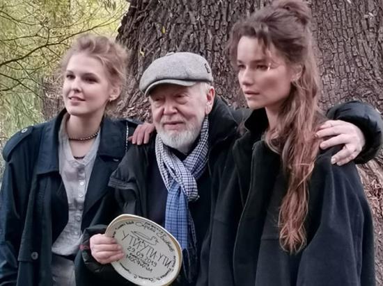 Сергей Соловьев снял короткометражный фильм со своими ученицами и попал в больницу