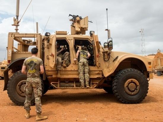 В США задумались о сокращении военных контингентов в Африке
