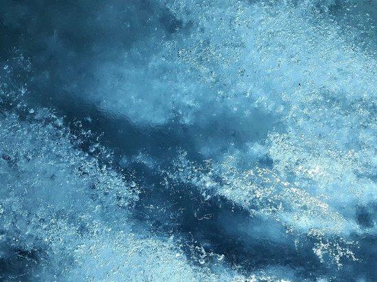 В Воронеже спасатели обнаружили детей на льду водохранилища