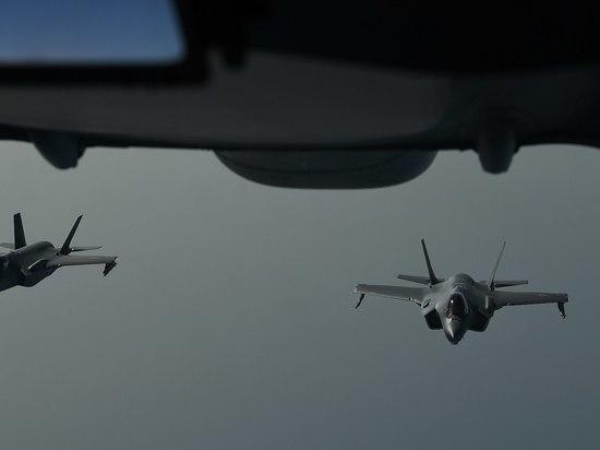 Российские «Контейнеры» заметили «невидимые» F-35 над Ираном