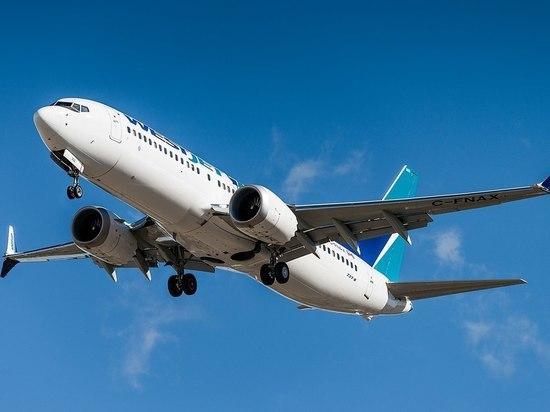 Компанию Boeing попросили убрать слово MAX в наименовании лайнеров 737