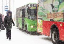 ГИБДД проверяет автобусы в Хабаровске