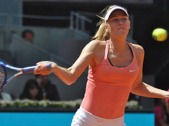 Шарапову выбили настарте турнира Australian Open
