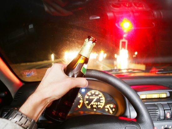 Ранее лишённый прав пьяный водитель задержан в Калуге