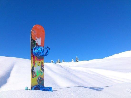 Пассажирская компания дарит студентам бесплатное катание на сноуборде