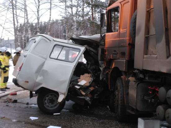 В Марий Эл в ДТП погиб весь экипаж «скорой помощи»