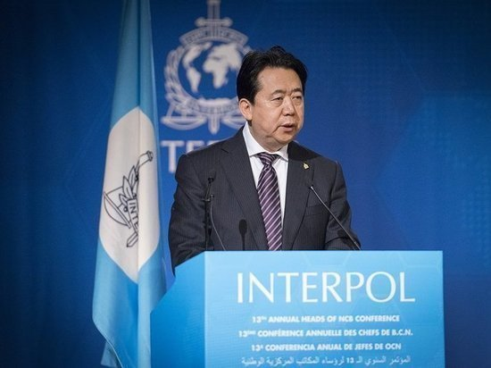 Экс-глава Интерпола Мэн Хунвэй приговорен к 13,5 годам тюрьмы