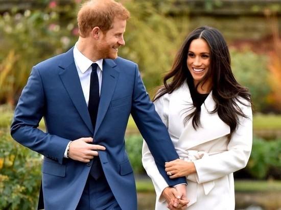 Принц Гарри покинул Великобританию