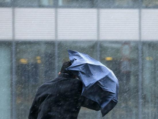 Погода портится: калмыцких водителей просят об осторожности за рулем