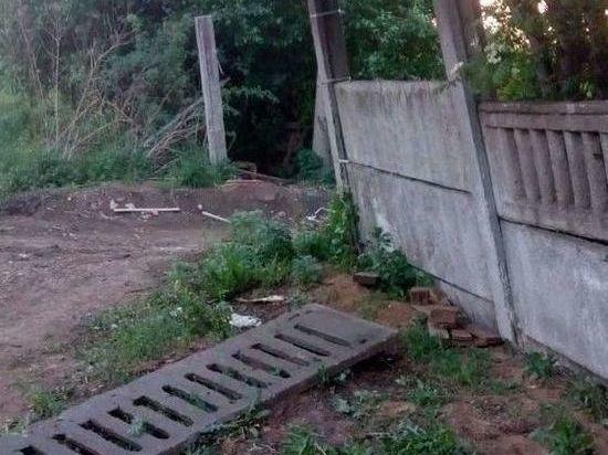 Дело погибшего под бетонной стеной в Богородицке ребенка не закрыто