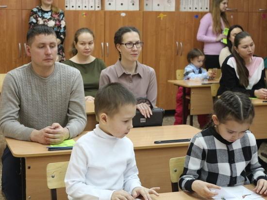 Чебоксарские школы проводят Дни открытых дверей для родителей будущих первоклассников
