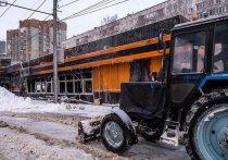 Выяснилась возможная причина пожара в новосибирском крематории: происки конкурентов