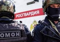 В центре Челябинска ОМОН провел спецоперацию