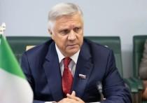 Сенатор от Калужской области Юрий Волков подал заявление о досрочном прекращении полномочий в верхней палате парламента
