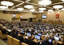 Депутаты Госдумы в первом чтении приняли законопроект о введении в Совете безопасности России поста заместителя председателя