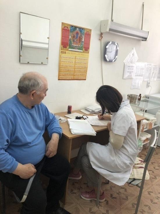 В Калмыкии ситуация по гриппу и ОРВИ остается спокойной