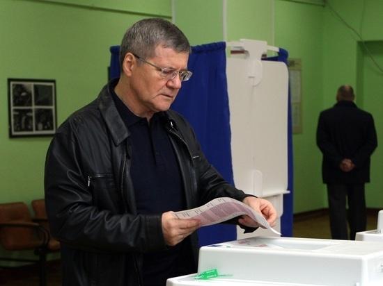Чайка станет полпредом Путина в Северо-Кавказском федеральном округе