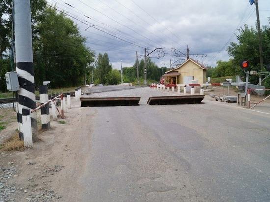 В Кирово-Чепецком районе временно закроют переезд