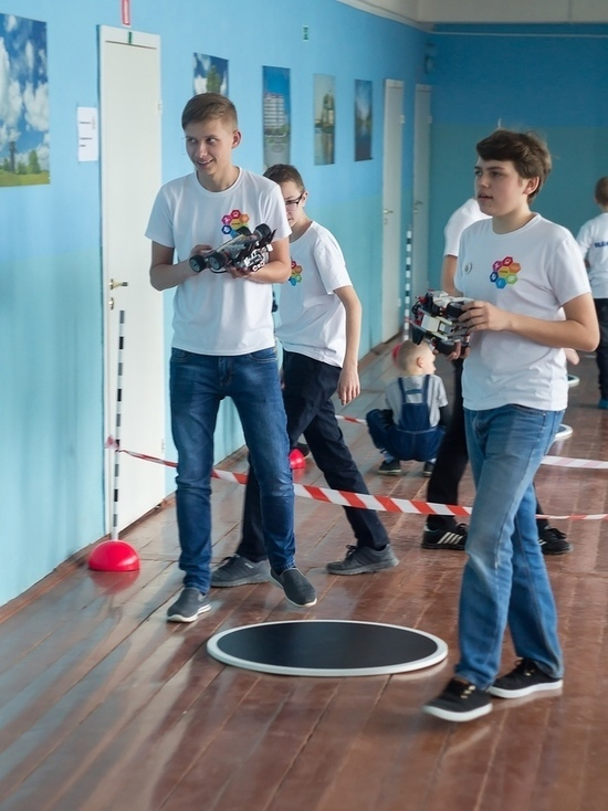 Фестиваль робототехники пройдет в Пскове