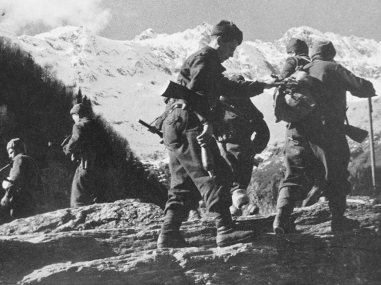 Как кубанский ветеран в 1942 году на Кавказе немецких егерей бил