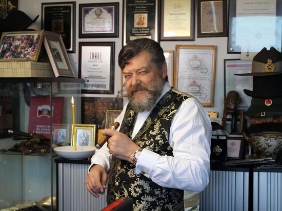 Интервью. «Сигары, бизнес и меценатство барона фон Босснера»