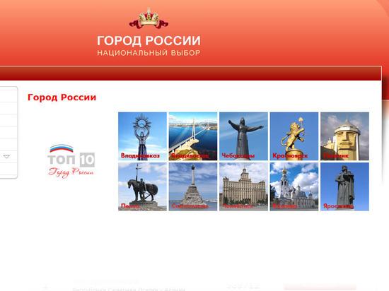 Станет ли Иваново победителем конкурса «Город России — национальный выбор», зависит от голосования