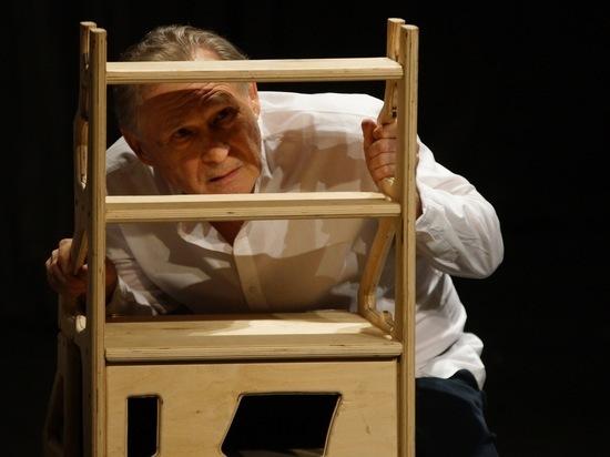В «Одном театре» состоялась премьера спектакля заслуженного артиста России Равиля Гилязетдинова «Мужики»