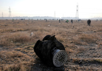 """Иран еще раз подтвердил то, что и так уже было известно -  украинский «Боинг» сбили двумя их ракетами класса """"земля — воздух"""" малого радиуса действия из ЗРК """"Toр-M1"""""""