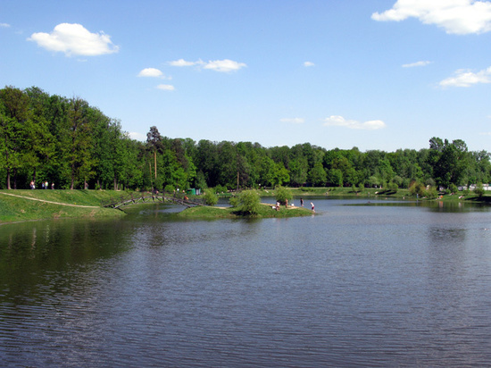 Вода в московских прудах должна полностью обновляться дважды в год