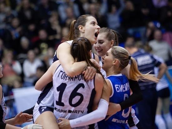 Волейбольное «Динамо» и баскетбольный «Локомотив-Кубань» продолжили побеждать в новом году