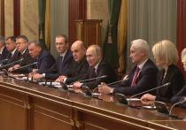 Владимир Путин подписал указ о структуре нового правительства России