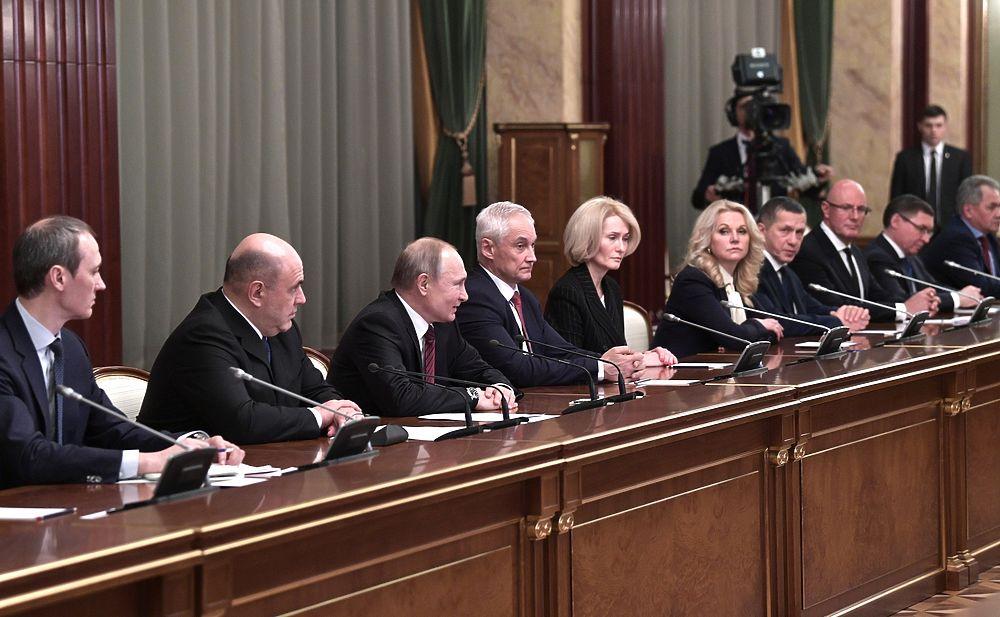 Новые министры в фото: лица правительства
