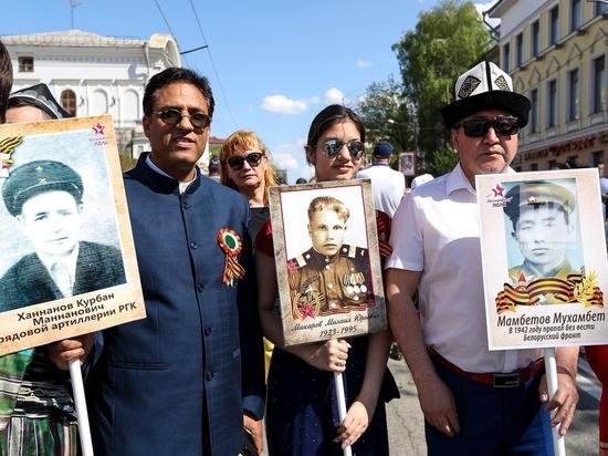 В МФЦ Татарстана бесплатно распечатают фото для «Бессмертного полка»