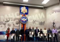 Добровольцев Иркутской области наградили за спасение лесов