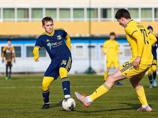 В Абрау-Дюрсо проходят сборы молодежного состава ФК «Ростов»